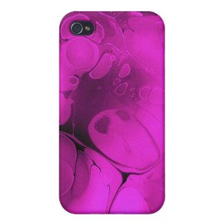 II caso psicodélico del iPhone 4 iPhone 4/4S Carcasas