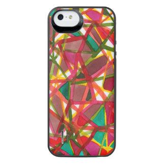 II prismático Funda Power Gallery™ Para iPhone 5 De Uncommon