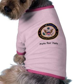 IIAVFLogo3, mascotas para los veterinarios Prenda Mascota