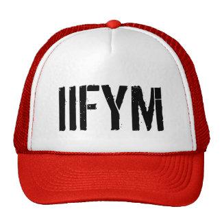 IIFYM GORRAS DE CAMIONERO