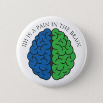 IIH Brain Pain Button
