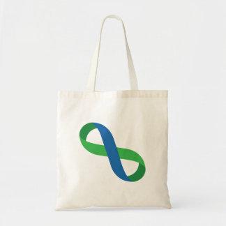 IIH Infinity Ribbon Tote Bag