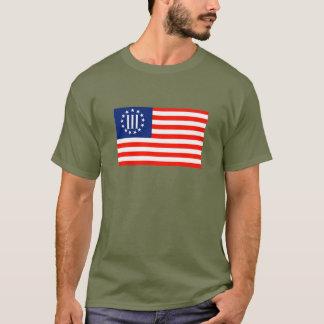III flag T-Shirt