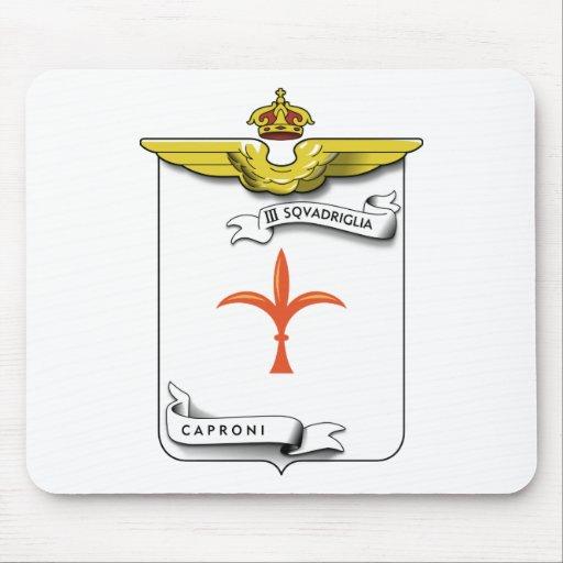 III Squadriglia Caproni, Italia Tapete De Ratón