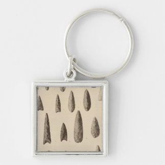 III Stone implements, So California Keychains