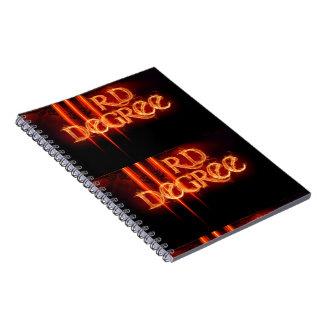 IIIrd Degree Merchandise Journal