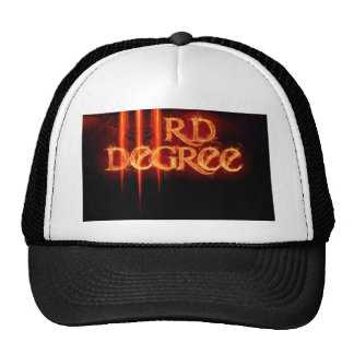IIIrd Degree Merchandise Trucker Hat