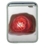 Iimage puesto de relieve rosa rosado fundas para iPads