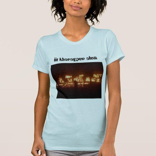 iit kgp alum - womens tee shirts