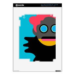 iizo-Goy Clupkitz iPad 3 Skins