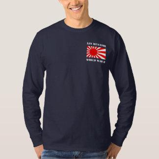 IJN Battleship Musashi Long Sleeve Tee