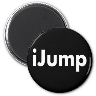 iJump Fridge Magnet