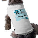 Ik hou van je - Dutch - I love you Pet T Shirt