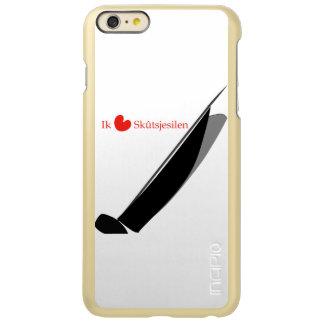 Ik hou van Skutsjesilen. Incipio Feather Shine iPhone 6 Plus Case
