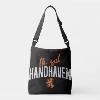 Ik Zal Handhaven Dutch Motto Bag