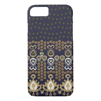 Ikat Boho Border iPhone 7 Case