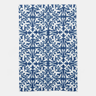 Blue And White Kitchen Towels