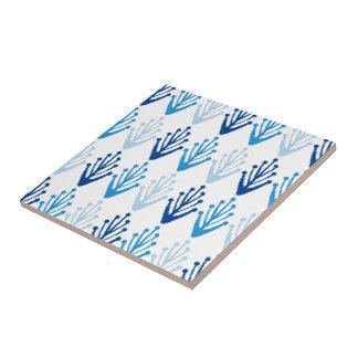 Ikat Design #11 @ Emporio Moffa Ceramic Tile