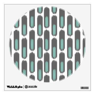 Ikat Diamond59 New Wall Sticker