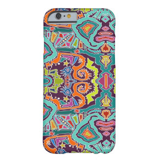 ikat doodle barely there iPhone 6 case