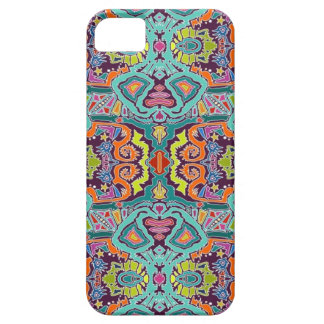 ikat doodle iPhone 5 covers