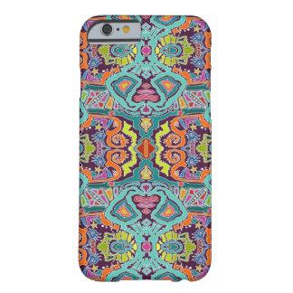 ikat doodle iPhone 6 case