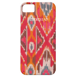 Ikat fabric Phone Case iPhone 5 Cover
