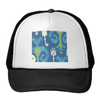 Ikat Moroccan Design Trucker Hat