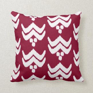 Burgundy Floral Throw Pillows : Burgundy Maroon Pillows - Decorative & Throw Pillows Zazzle