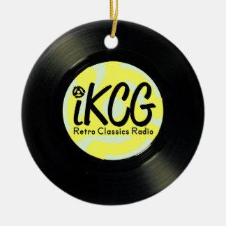 iKCG Album Ornament