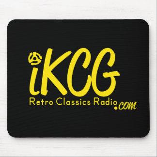 iKCG Mousepad