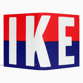 "Ike 1952 para el presidente carpeta 1"""