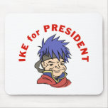 Ike for President Mouse Pad