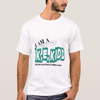 ike-kiddz-tee-2 I AM A I.K.E. KIDD T-Shirt