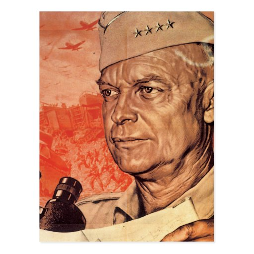 Ike Post Cards
