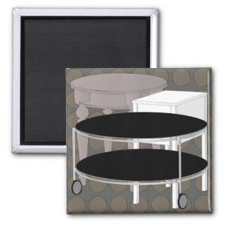 Ikea Furniture Tables Brown Magnet