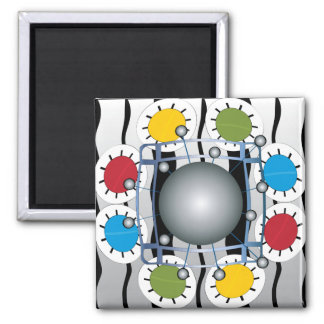 Ikea Mirrors Timer Magnet