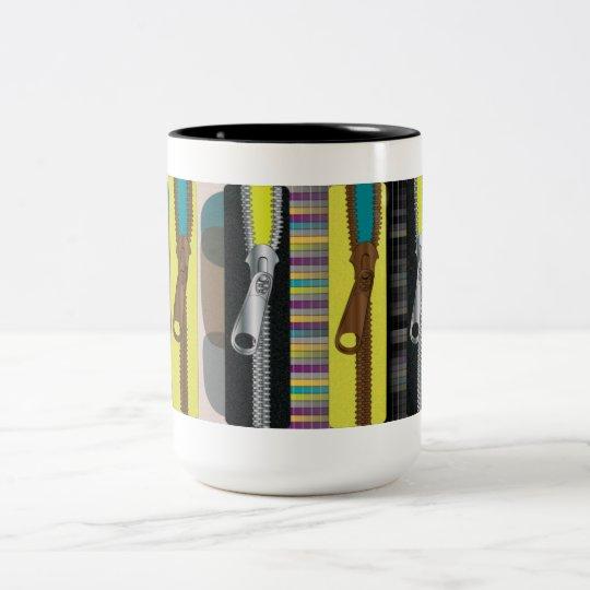 Ikea Zippers Lime Mug