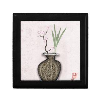 Ikebana 2 by tony fernandes keepsake box