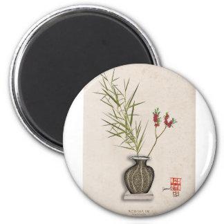 ikebana 8 by tony fernandes magnet