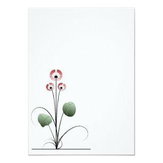 ikebana card