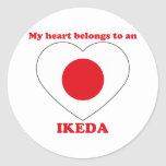 Ikeda Sticker