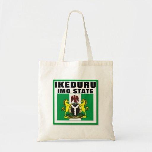 Ikeduru,Imo State Nigeria T-Shirt And Etc Tote Bag