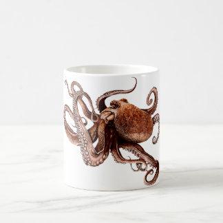 Iker The Octopus Classic White Coffee Mug