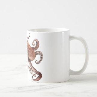 Iker The Octopus Coffee Mug