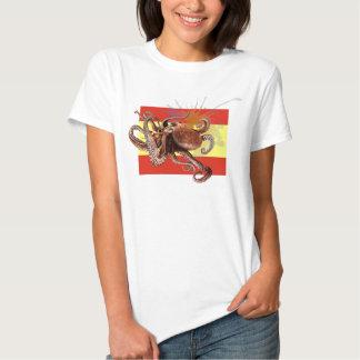Iker The Octopus Shirt