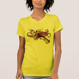 Iker The Octopus T Shirts