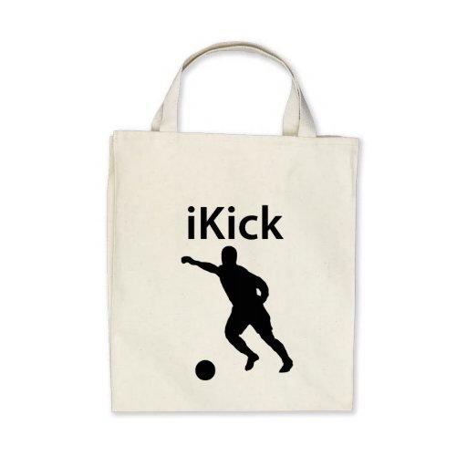 iKick Tote Bag