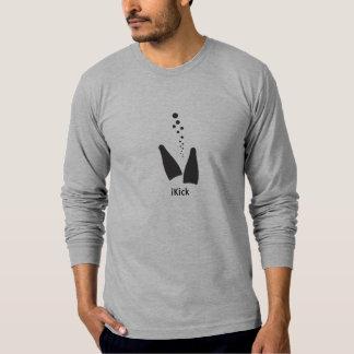 ikick tee shirt