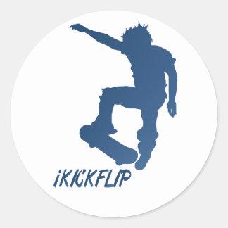 iKICKFLIP Sticker
